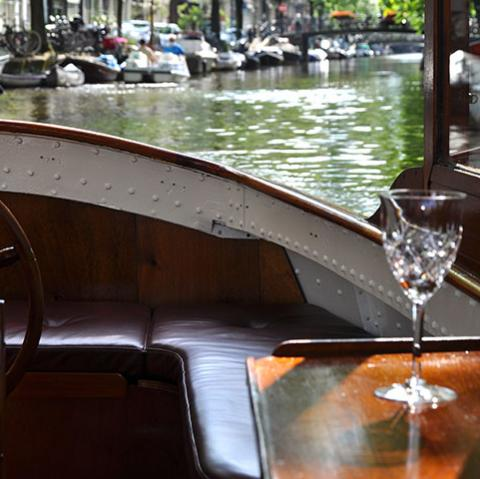 Farahilde Luxury Private Boat Amsterdam