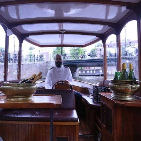 Private Boat Amsterdam Gathering