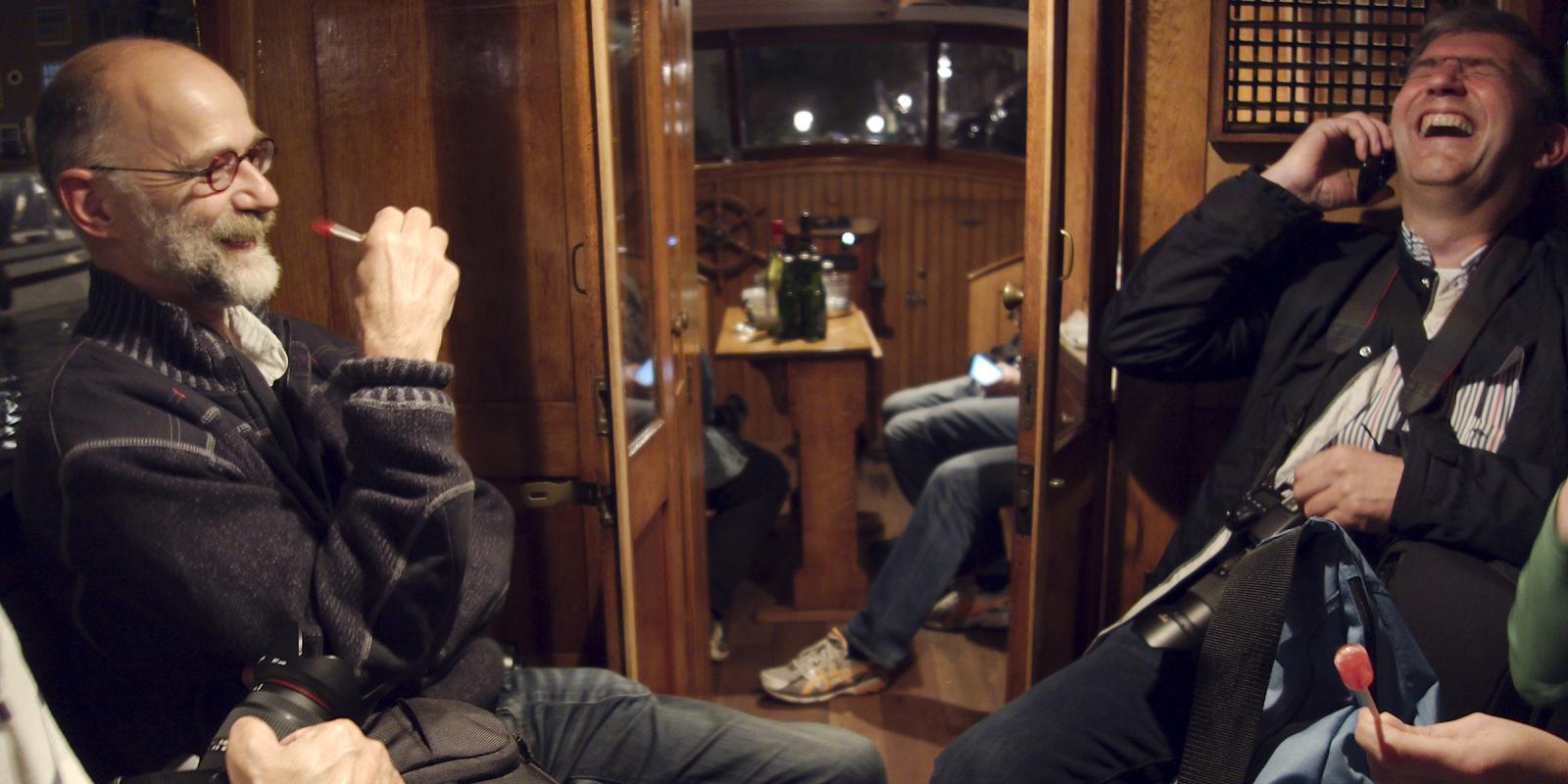 Welmoed Cosy Private Boat Amsterdam