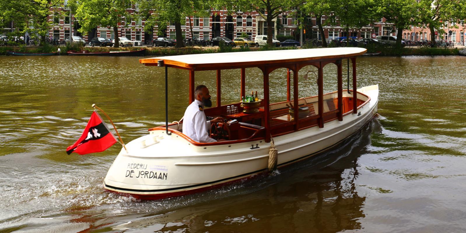 Farahilde Private Boat Amsterdam