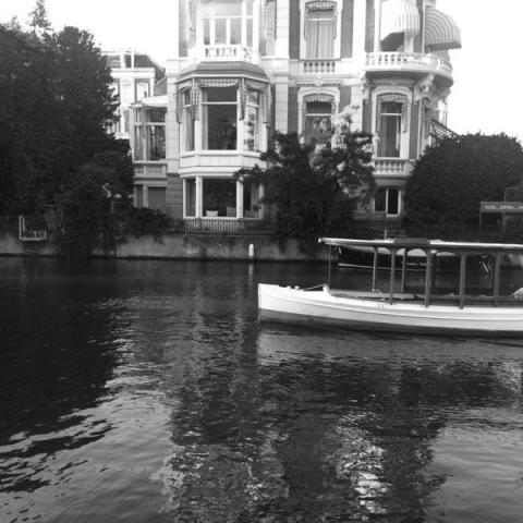 Farahilde 1908 Private Boat Amsterdam